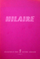 Hilaire, 1957