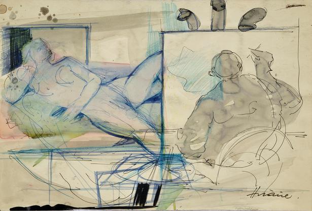 Chronique d'une oeuvre par Christophe Berteaux