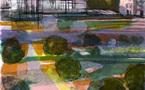 """Hilaire et les livres illustrés : """"Jardins"""", 1977"""