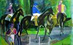 """""""Une séduction savante"""" - Texte de Claude Hilaire-Hastaire pour le catalogue de l'exposition HILAIRE à la Galerie Raugraff à Nancy"""